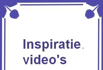 Inspiratie video's